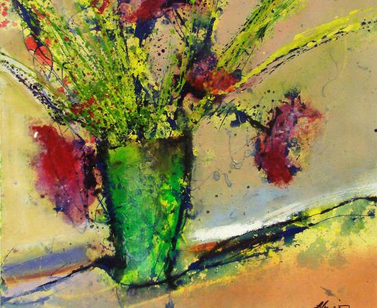 Helen Zarin, Fleurs X-3