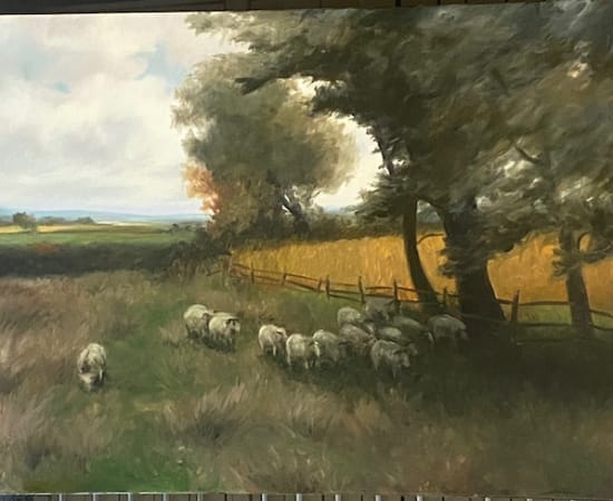 Dennis Sheehan, Serene Meadow