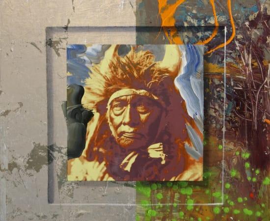 James Jensen, Bull Chief 10138