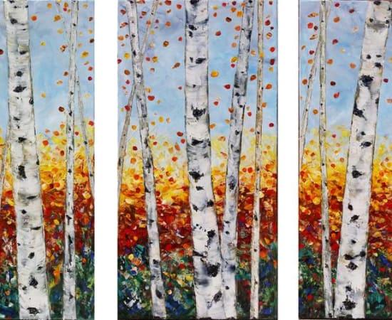 Adam Stewart, AC9111848243 Triptych