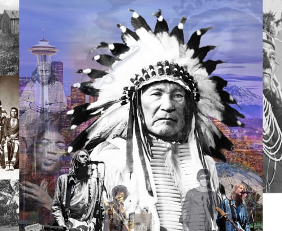 Antal Goldfinger, Chief Seattle