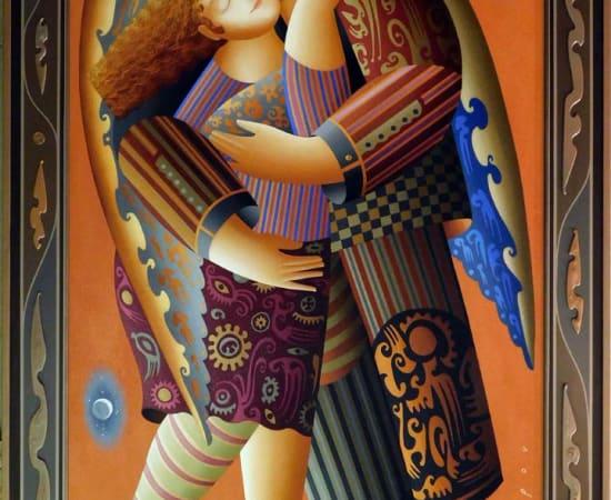 Anton Arkhipov, Love
