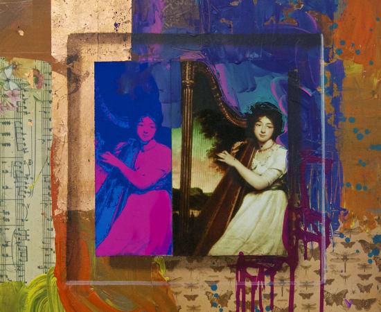 James Jensen, The Harpist