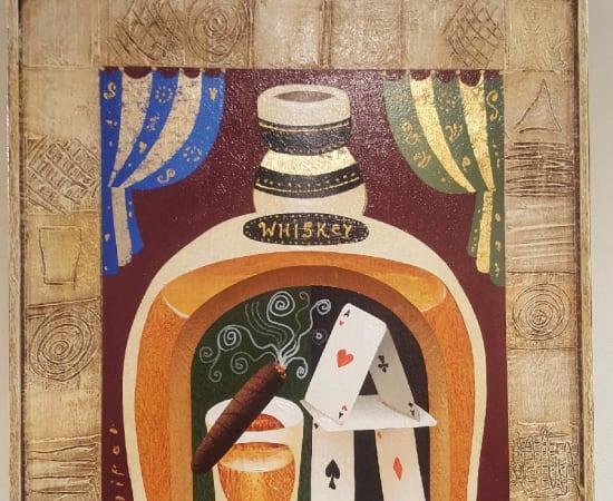 Anton Arkhipov, Whiskey