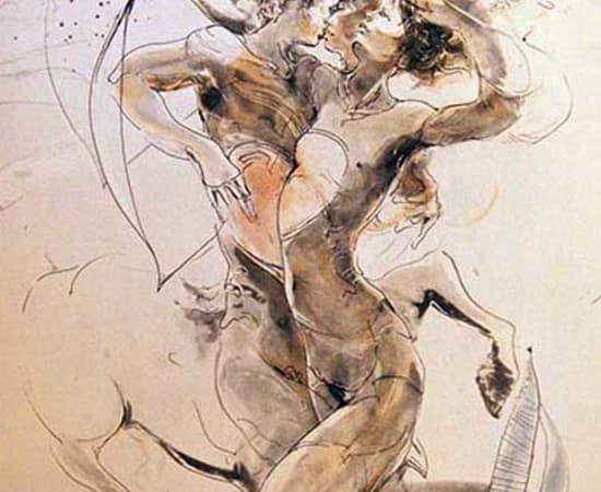 Jurgen Gorg, Zodiac Series - Sagittarius