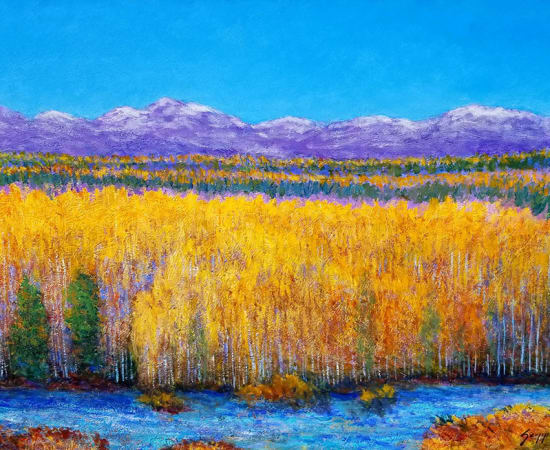 James Scoppettone, Purple Mountain Grandeur