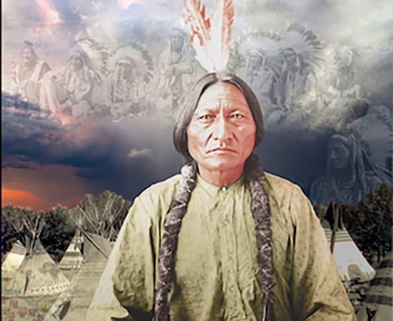 Antal Goldfinger, Chief Sitting Bull