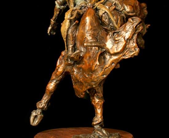 Gib Singleton, Brahma Rider