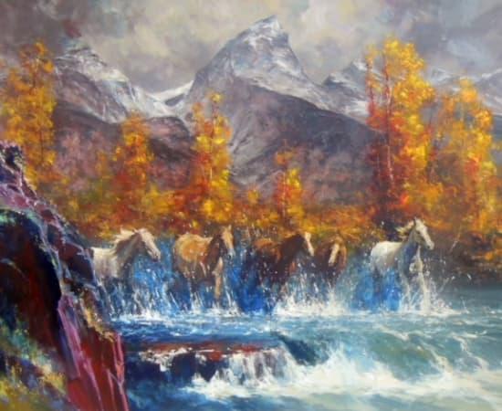 Robert Hagan, Grand Tetons