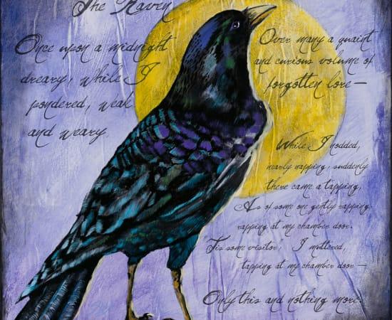 Julie Anna Lewis, The Raven