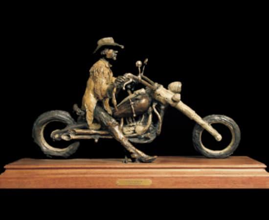 Gib Singleton, Easy Rider