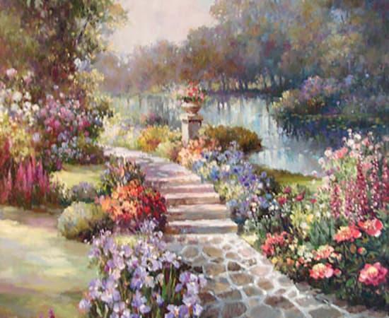 Paul Guy Gantner, Garden Boulevard