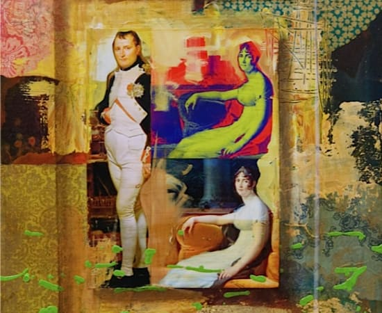 James Jensen, Napoleon & Josephine 00143