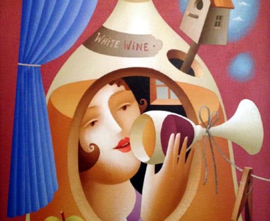 Anton Arkhipov, Wine Talk II
