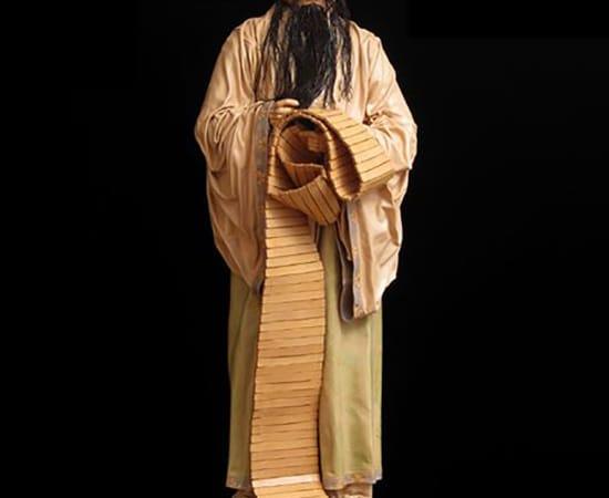 Liu Miao Chan, Confucious