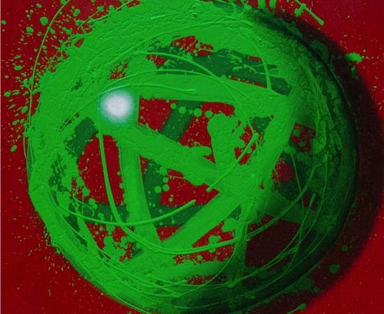 James Jensen, Lime Crimson Paintball 89V