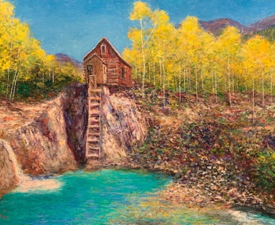 James Scoppettone, The Old Mill