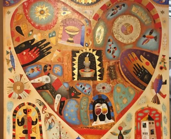 Anton Arkhipov, Big Heart