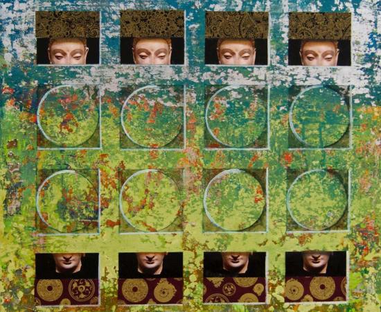 James Jensen, Buddha's Peeking 00417