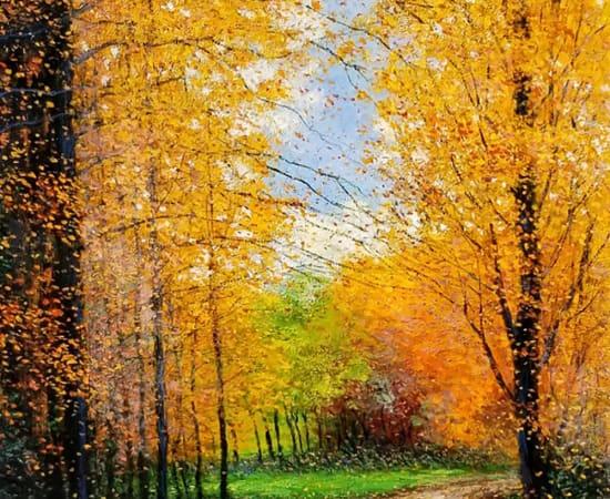 James Scoppettone, Gateway to Autumn