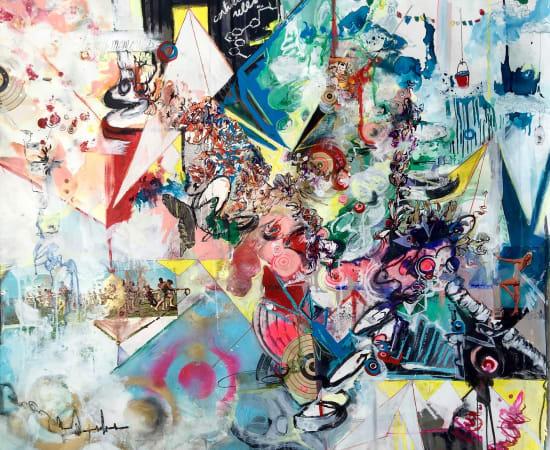 Antoinette Wysocki, I Am Addicted To My Memories, 2016