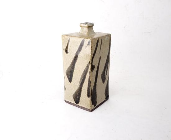 Hamada Shoji 濱田庄司, Square Bottle 角瓶