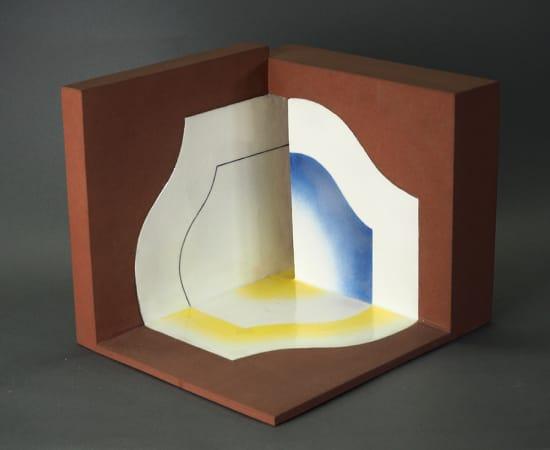 Hayashi Yasuo 林康夫, Work 81-4, 1981