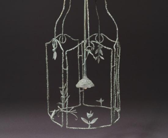 Louis Cane, Grande Lanterne 'aux olives', 1989