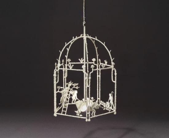 Louis Cane, Lanterne Aux Singes jardiniers', 2001