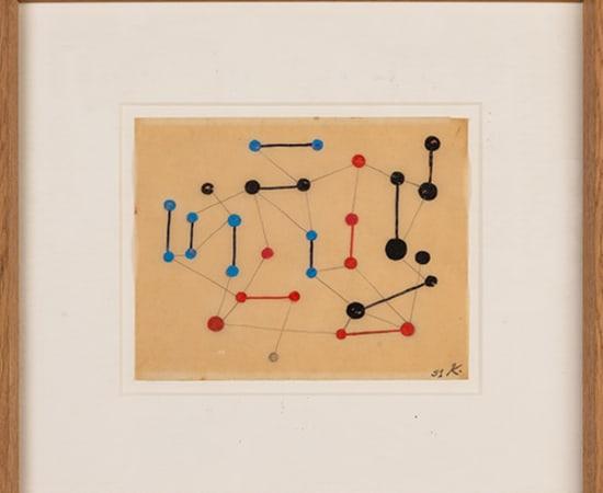 GEORGES KOSKAS, Sans Titre, 1951