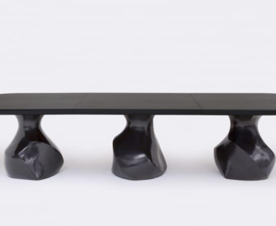 ERIC SCHMITT, ROCWOOD Table, 2017