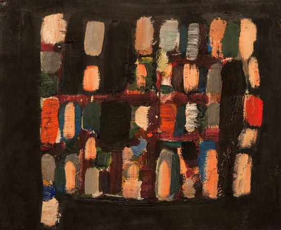 Jean-Michel Coulon, Untitled (54-578) , circa 1960