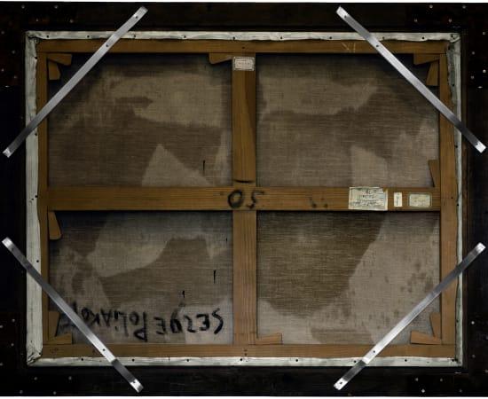 PHILIPPE GRONON, Verso n°48, Composition, par Serge Poliakoff, collection du musée des beaux-arts de Lyon, 2012