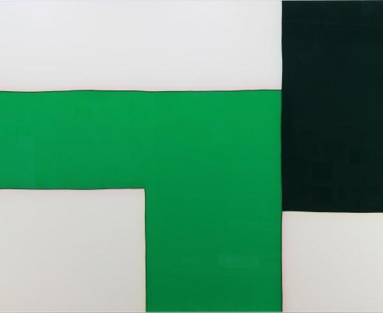 TOM HENDERSON, Green ratio, 2014