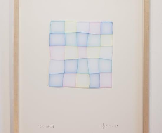 TOM HENDERSON, Fluid Order * 1, 2017