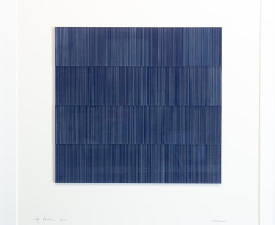 TOM HENDERSON, Interference, 2018