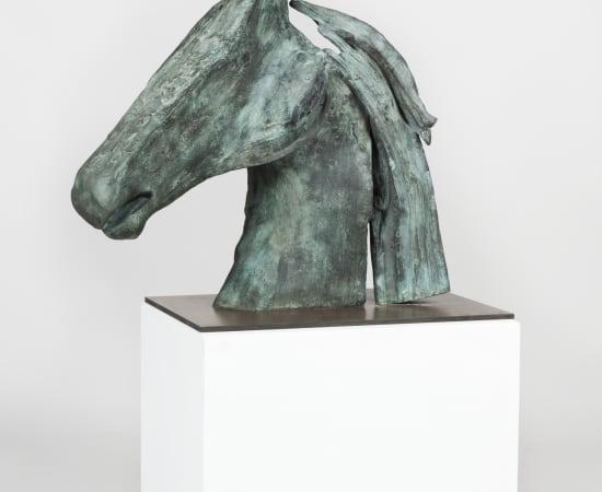 ALEXANDRA ATHANASSIADES, Horse Head, 2004