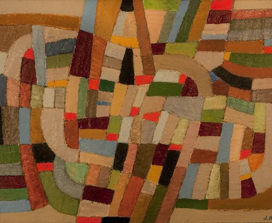 Jean-Michel Coulon, Untitled (4-39), circa 1948