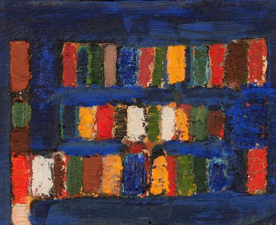 Jean-Michel Coulon, Untitled (13-64) , circa 1970