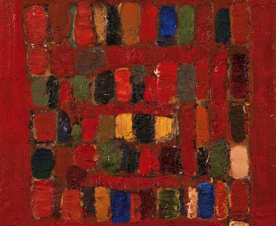 Jean-Michel Coulon, Untitled (9-60) , circa 1970
