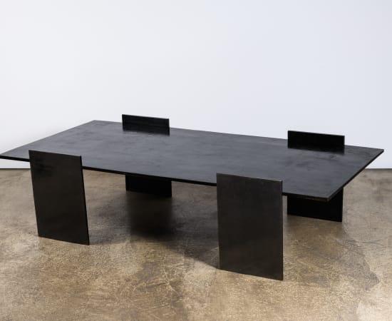 ERIC SCHMITT, Table Recta, 2007