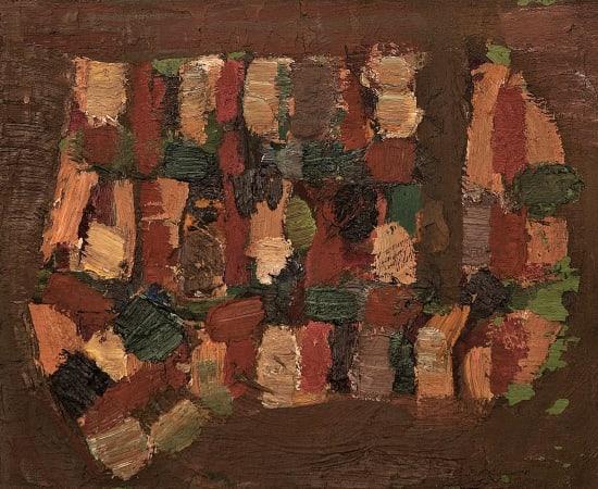Jean-Michel Coulon, Untitled (66-590), circa 1960