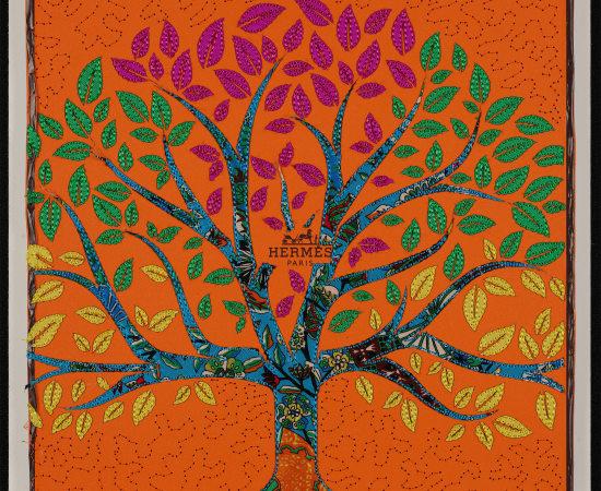 Stephen Wilson, Vibrant Tree of Life