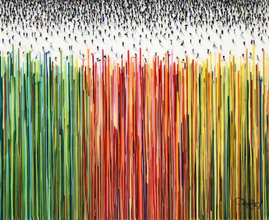 Craig Alan, Abstract 'Environmental Change', 2021