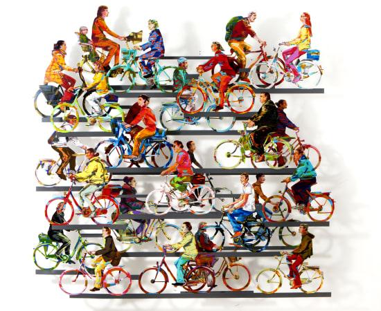 David Gerstein, City on Wheels