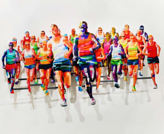 David Gerstein, Marathon NY