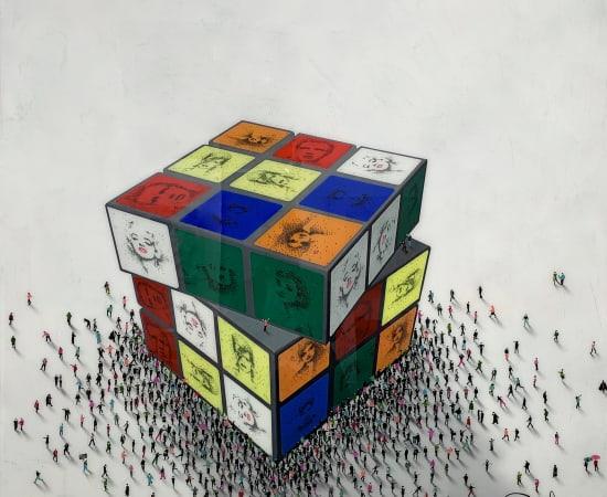 Craig Alan, Cubed Culture