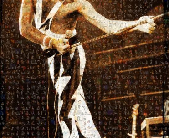 Robin Austin, Freddie Mercury