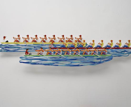 David Gerstein, Row Boat