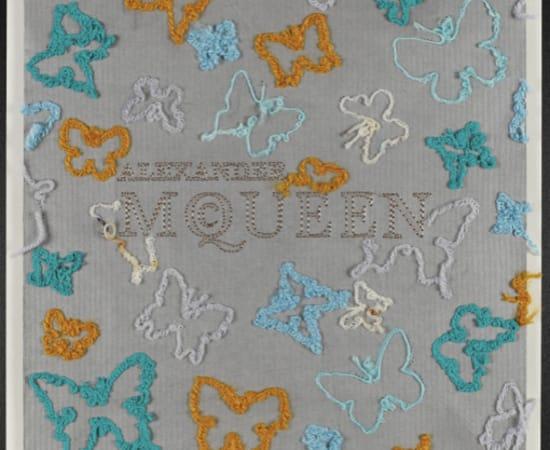 Stephen Wilson, McQueen Flutter (Teal)
